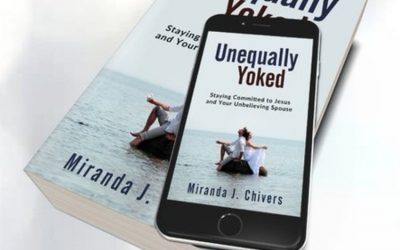 """The Writing of My Book """"Unequally Yoked"""""""